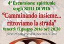 4° Escursione spirituale