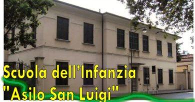 Calendario inserimento bambini alla Scuola dell'Infanzia San Luigi
