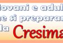Catechesi per adulti in preparazione alla Cresima