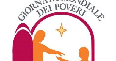 """1a Giornata mondiale dei poveri: """"Non amiamo a parole ma con i fatti"""""""
